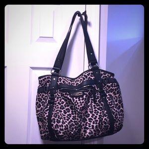 Nice leopard purse